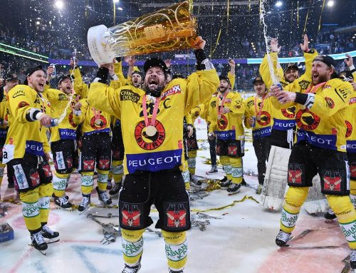 SC Bern through the years